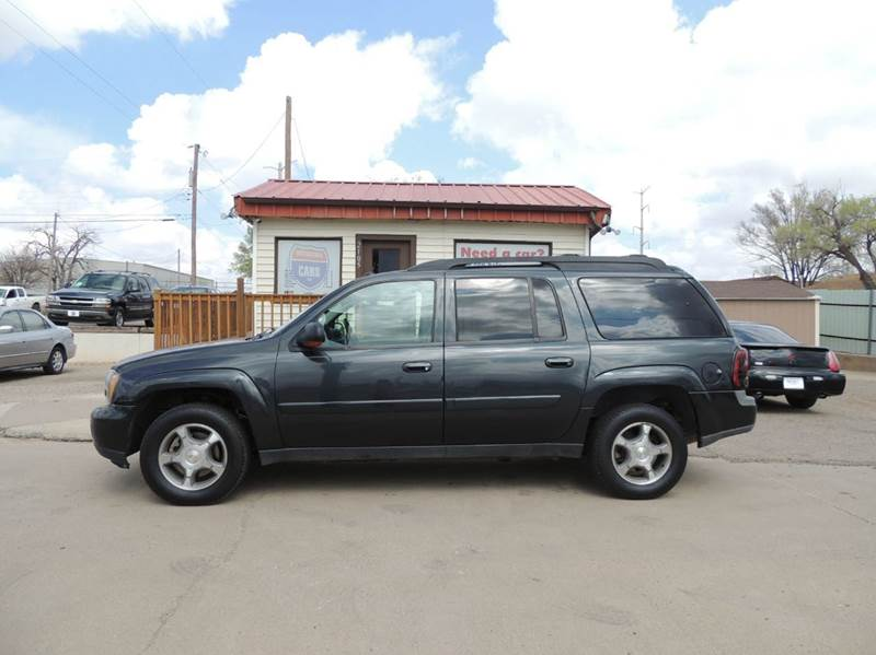 2005 chevrolet trailblazer ext lt 4wd 4dr suv in amarillo tx interstate cars llp. Black Bedroom Furniture Sets. Home Design Ideas