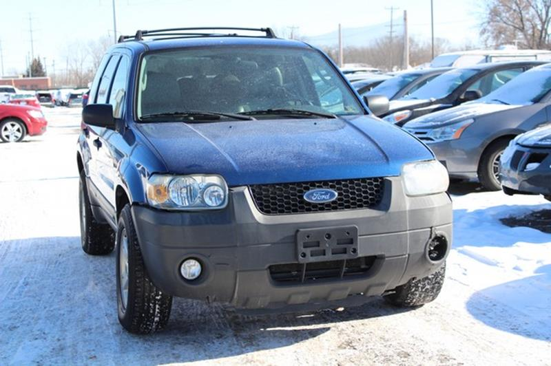 used 2007 ford escape for sale in michigan. Black Bedroom Furniture Sets. Home Design Ideas