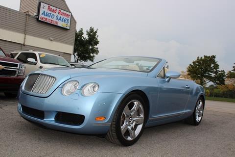 2007 Bentley Continental GTC for sale in Wayne, MI