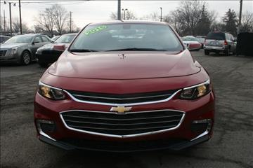 2016 Chevrolet Malibu for sale in Wayne, MI