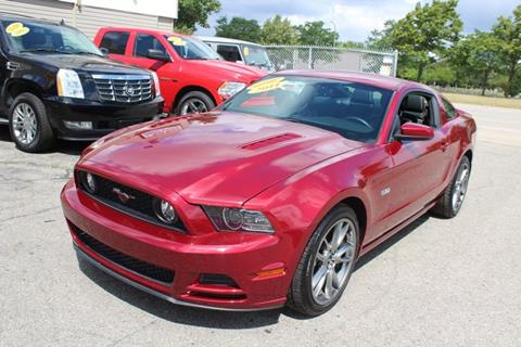 2014 Ford Mustang for sale in Wayne, MI