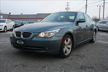 2008 BMW 5 Series for sale in Wayne, MI