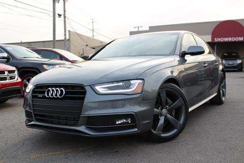 2016 Audi A4 for sale in Wayne, MI