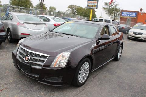 2010 Cadillac CTS for sale in Wayne, MI