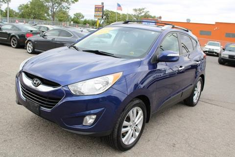 2011 Hyundai Tucson for sale in Wayne, MI