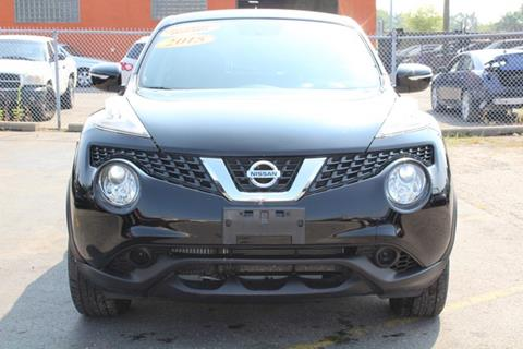 2015 Nissan JUKE for sale in Wayne, MI