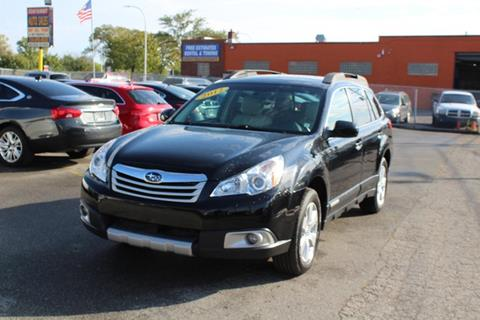 2012 Subaru Outback for sale in Wayne, MI