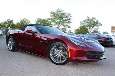 2016 Chevrolet Corvette for sale in Wayne, MI