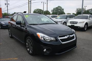 2014 Subaru Impreza for sale in Wayne, MI