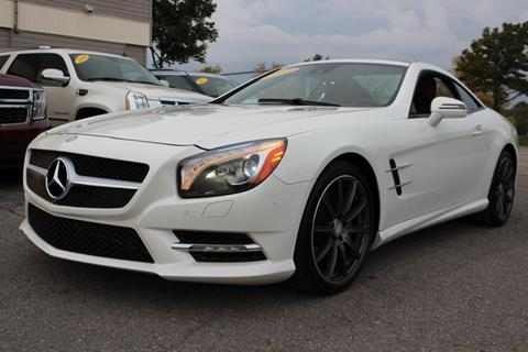 2015 Mercedes-Benz SL-Class for sale in Wayne, MI