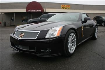 used 2009 cadillac xlr for sale. Black Bedroom Furniture Sets. Home Design Ideas