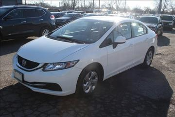 2013 Honda Civic for sale in Wayne, MI