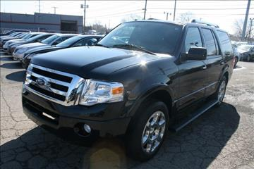 2014 Ford Expedition for sale in Wayne, MI