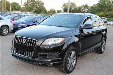 2014 Audi Q7 for sale in Wayne, MI