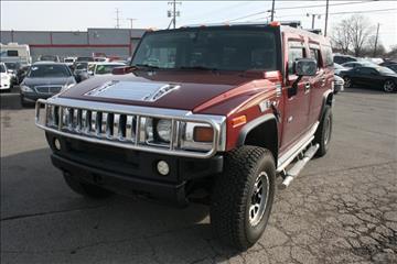 2003 HUMMER H2 for sale in Wayne, MI