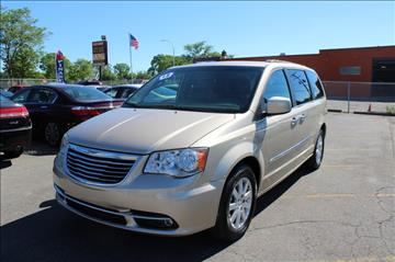 2014 Chrysler Town and Country for sale in Wayne, MI