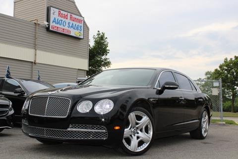 2014 Bentley Flying Spur for sale in Wayne, MI