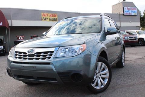 2013 Subaru Forester for sale in Wayne, MI