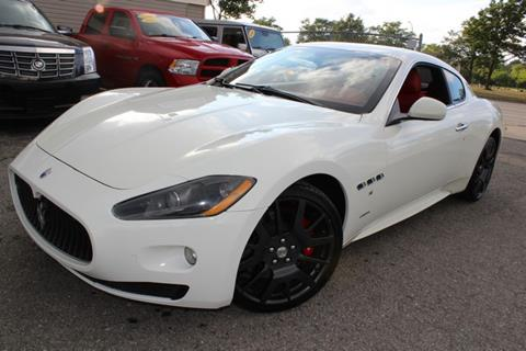 2010 Maserati GranTurismo for sale in Wayne, MI