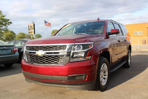 2017 Chevrolet Suburban for sale in Wayne, MI