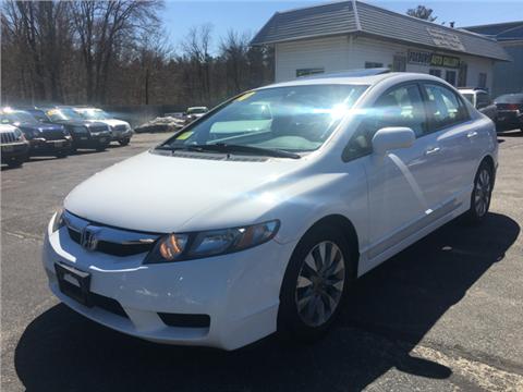 2010 Honda Civic for sale in Foxboro, MA