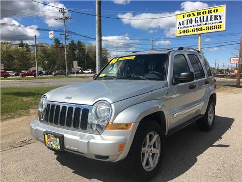 2006 Jeep Liberty for sale in Foxboro, MA