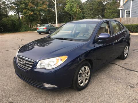 2009 Hyundai Elantra for sale in Foxboro, MA