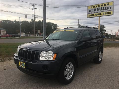 2007 Jeep Grand Cherokee for sale in Foxboro, MA