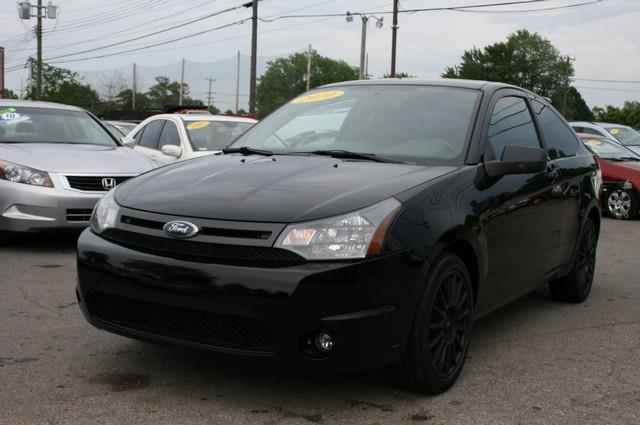 Road Runner Auto Sales >> 2010 Ford Focus SES 2dr Coupe In Inkster MI - Road Runner Auto Sales