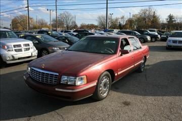 1997 Cadillac DeVille for sale in Inkster, MI