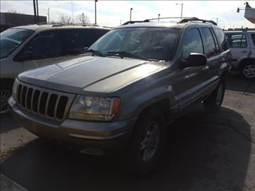 1999 Jeep Grand Cherokee for sale in Inkster, MI
