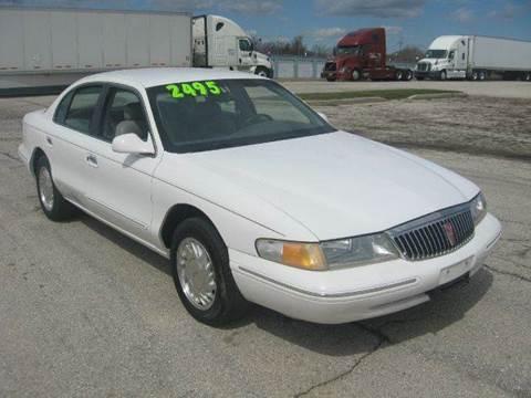 1997 Lincoln Continental