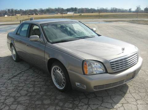 2003 Cadillac DeVille for sale in Waukesha, WI
