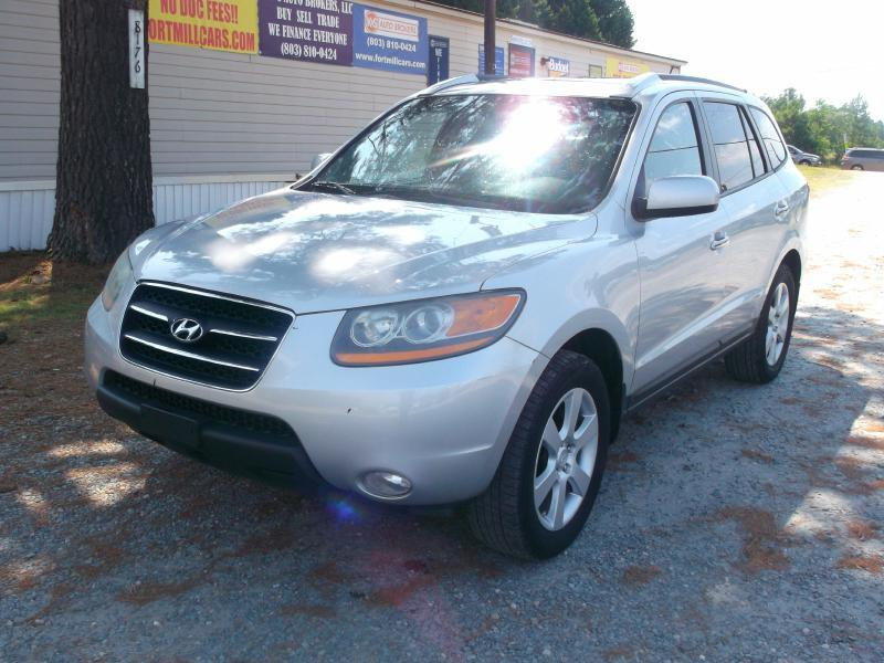 2008 hyundai santa fe limited 4dr suv in fort mill sc k s auto brokers. Black Bedroom Furniture Sets. Home Design Ideas
