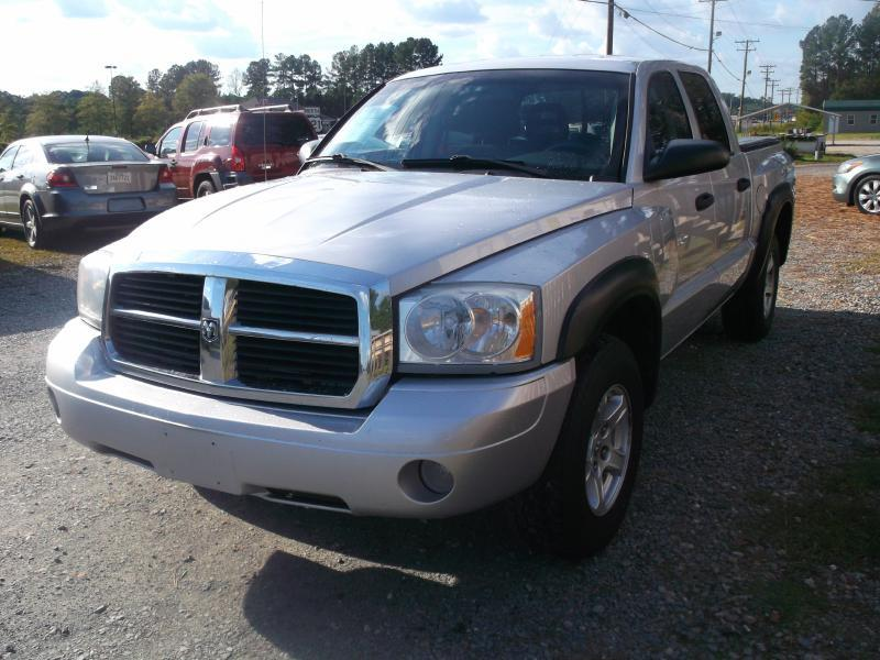 2006 dodge dakota for sale in fort mill sc. Black Bedroom Furniture Sets. Home Design Ideas