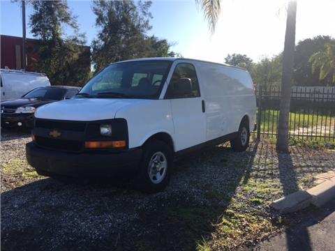 2004 Chevrolet Express Cargo For Sale In Apopka FL