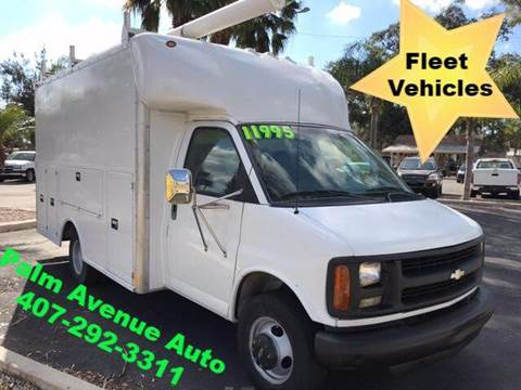 2002 Chevrolet C/K 3500 Series for sale in Apopka, FL