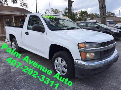 2007 Chevrolet Colorado for sale in Apopka, FL