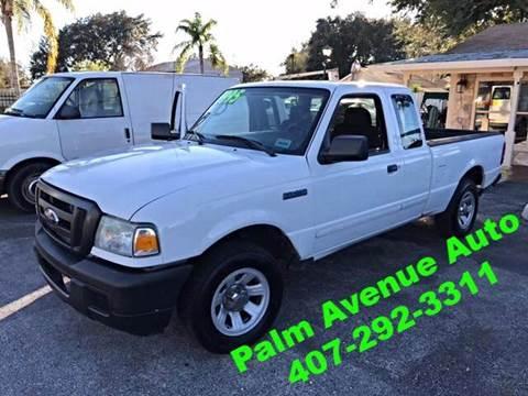 2006 Ford Ranger for sale in Apopka FL