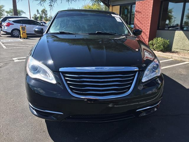 2013 Chrysler 200 LX 4dr Sedan - Mesa AZ