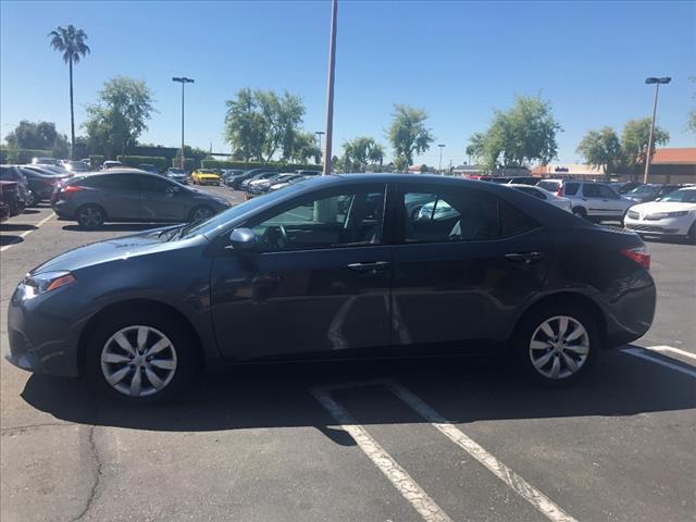2016 Toyota Corolla LE 4dr Sedan - Mesa AZ