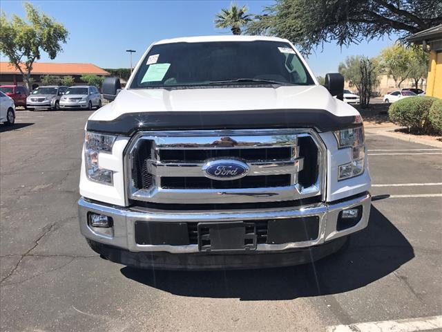 2015 Ford F-150 4x2 XLT 4dr SuperCrew 5.5 ft. SB - Mesa AZ