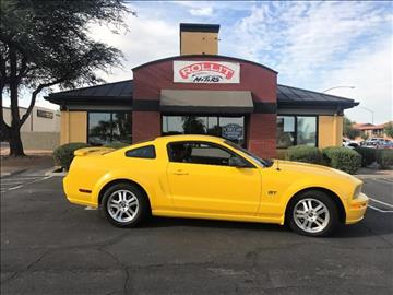 Ford Mustang For Sale Mesa Az