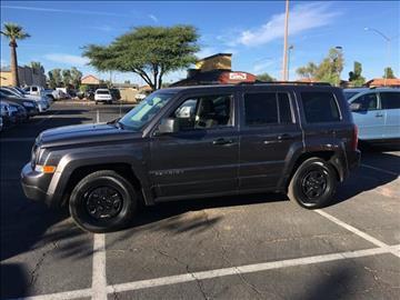 Jeep patriot for sale mesa az for Red mountain motors mesa az