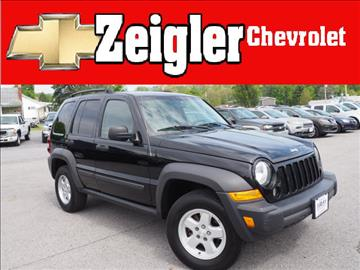 2007 Jeep Liberty for sale in Claysburg, PA