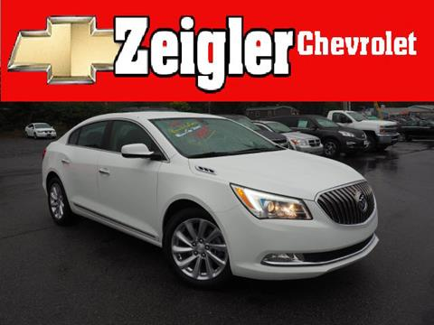 2015 Buick LaCrosse for sale in Claysburg, PA