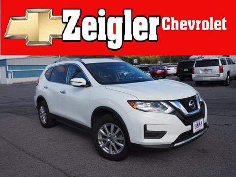 2017 Nissan Rogue for sale in Claysburg, PA