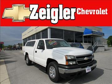 2006 Chevrolet Silverado 1500 for sale in Claysburg, PA