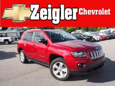 2017 Jeep Compass for sale in Claysburg, PA