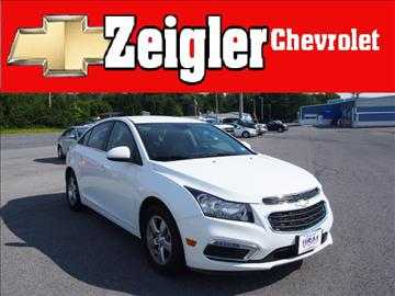 2016 Chevrolet Cruze Limited for sale in Claysburg, PA